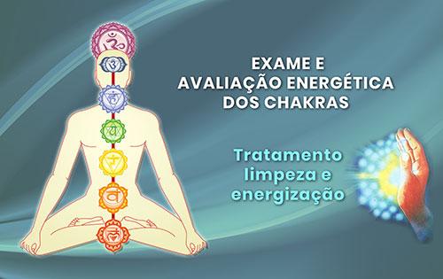 Avaliacao energetica dos chakras