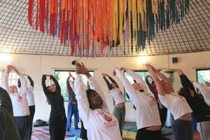 Retiro yoga Sivananda yoga 400x268
