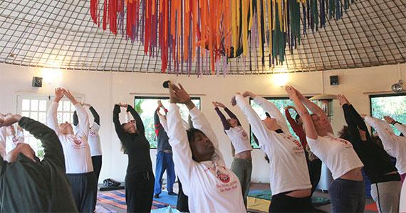 Retiro yoga Sivananda yoga