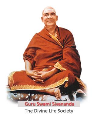Swami Sivananda yoga