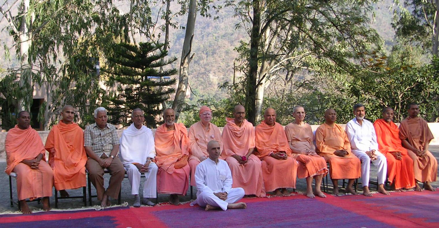 Swamis da organização DLS-1520