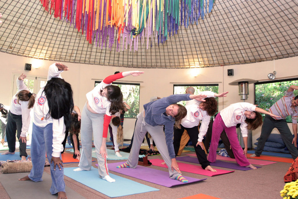 Yoga posturas Sivananda Yoga
