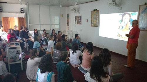 Galeria apresentacoes dia do guru