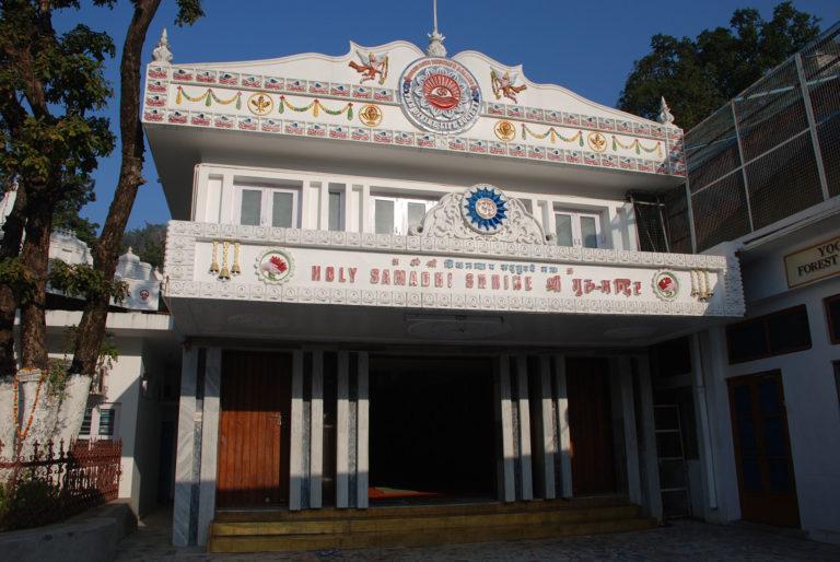 Sivananda Ashram India-2-768x514