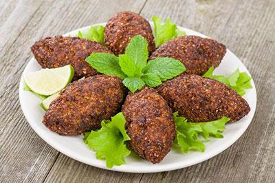 culinaria kibe vegetariano 400