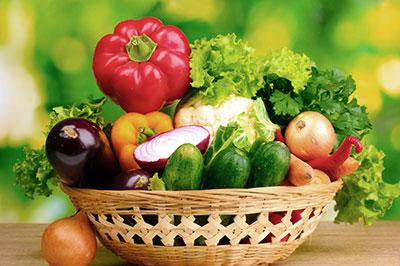 Verduras e legumes 1